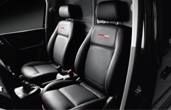 Volkswagen Caddy Sportline interior