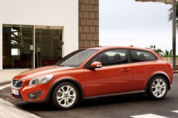 Volvo C30 Sports Coupe 2010