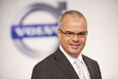 Volvo Cars CEO Stefan Jacoby