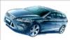 The original Tiguan concept shown at the LA Motor Show in 2006