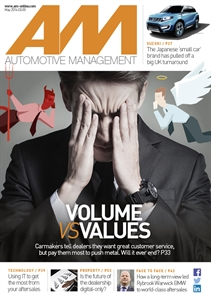 AM magazine cover May