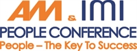 AM/IMI people conference  2014 logo