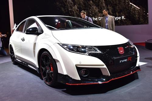 Honda Civic Type-R Geneva Motor Show 2015