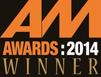AM Awards 2014 winner logo