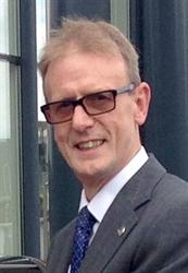 Sam Burton, Mg Motor head of sales